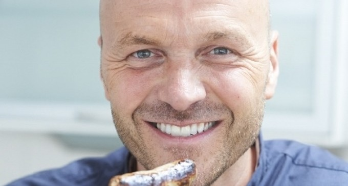 Celebrity chef to cook up a storm for British sausage week
