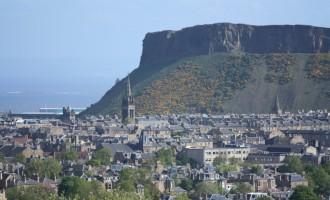 London and Edinburgh top New Year's Eve travel destinations