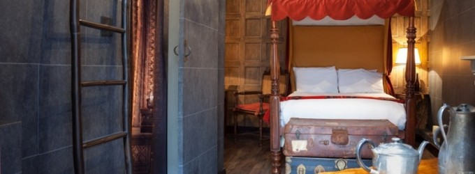 Georgian House hotel invests in two new Harry Potter-themed bedrooms