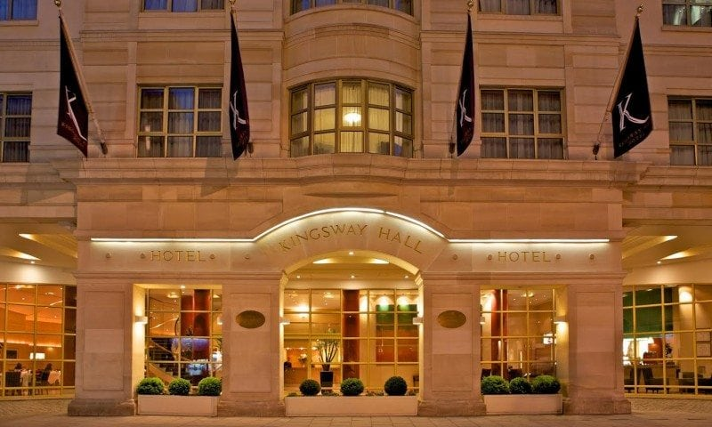 Kingsway Hall Hotel Spa