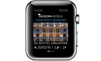 Accor to launch Apple Watch app
