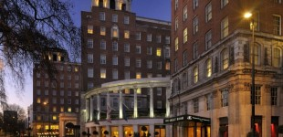 Grosvenor House put up for sale after falling into administration