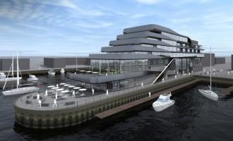 Work underway on new Southampton Harbour Hotel