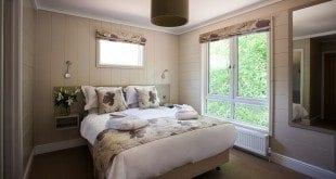 Bath Mill Lodge Retreat - Bedroom