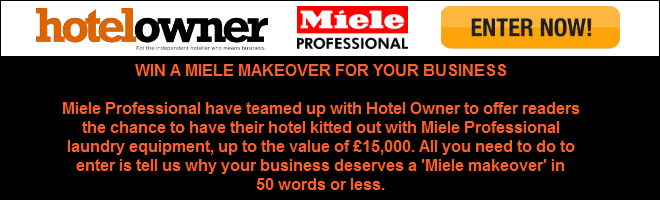 Hotel Owner Miele Competitions