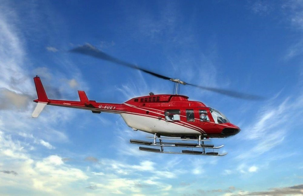 London Hotel To Offer Helicopter Rides  Hotel Owner