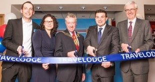 Oxford Abingdon Road Travelodge opening picture