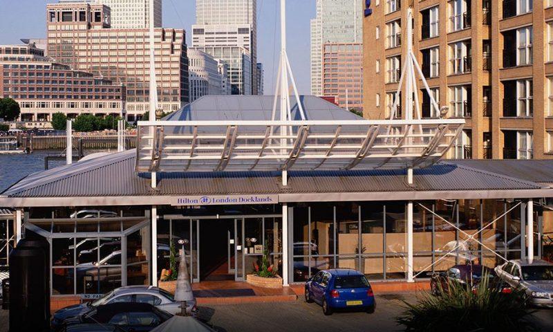 London Docklands Restaurants Hampton