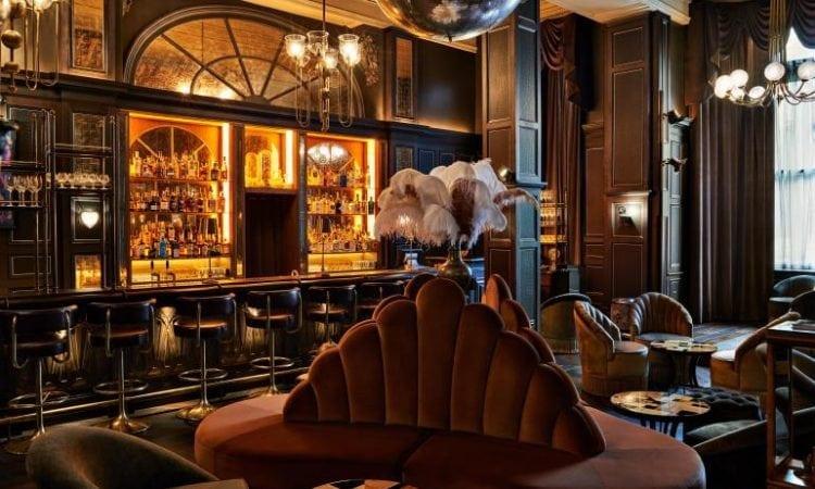 Kimpton Fitzroy London bar