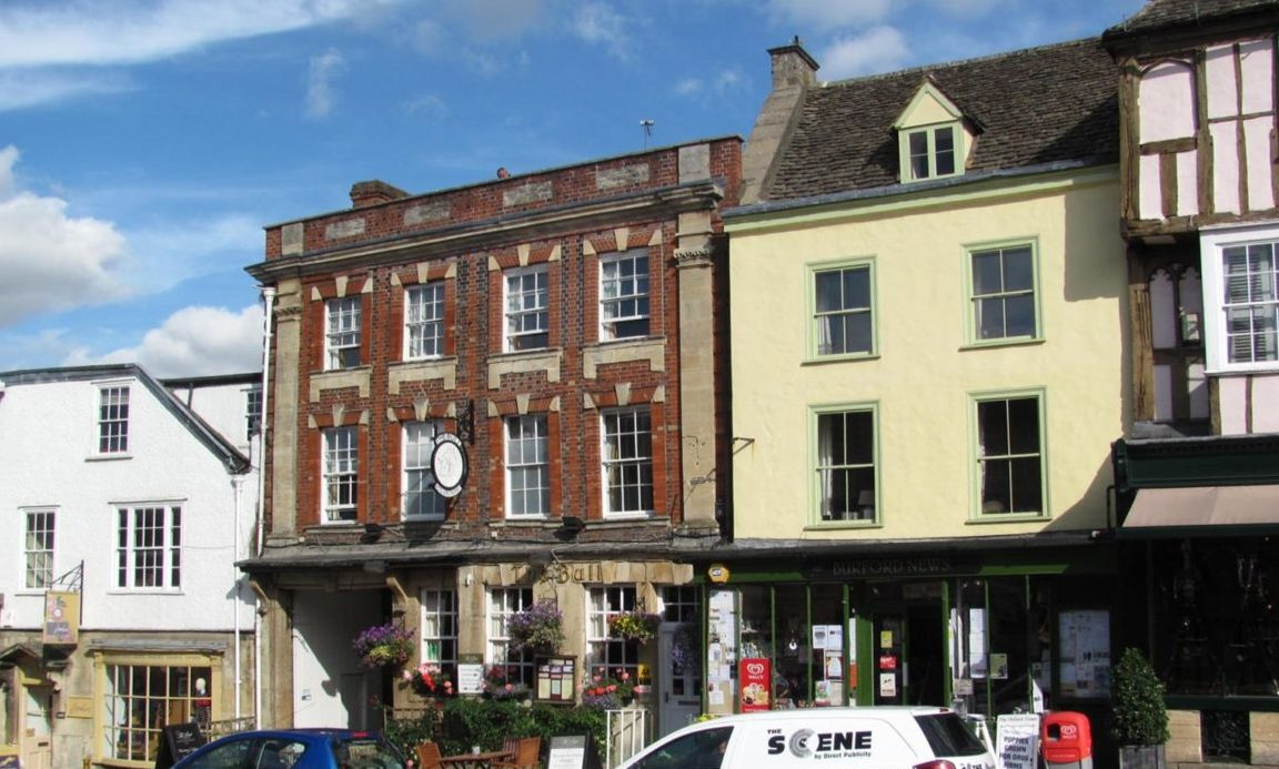 The Bull Hotel in Burford sold for £1.25m