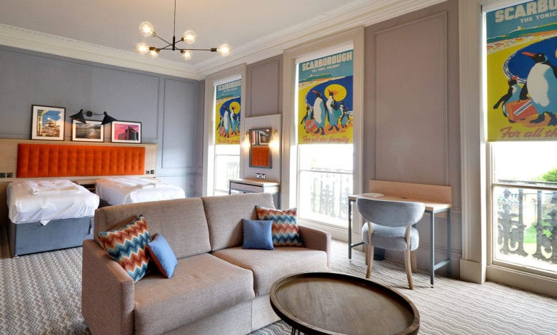 Yorkshire consultancy wins Hotel Interior Design of the Year  Article  Hotel Owner